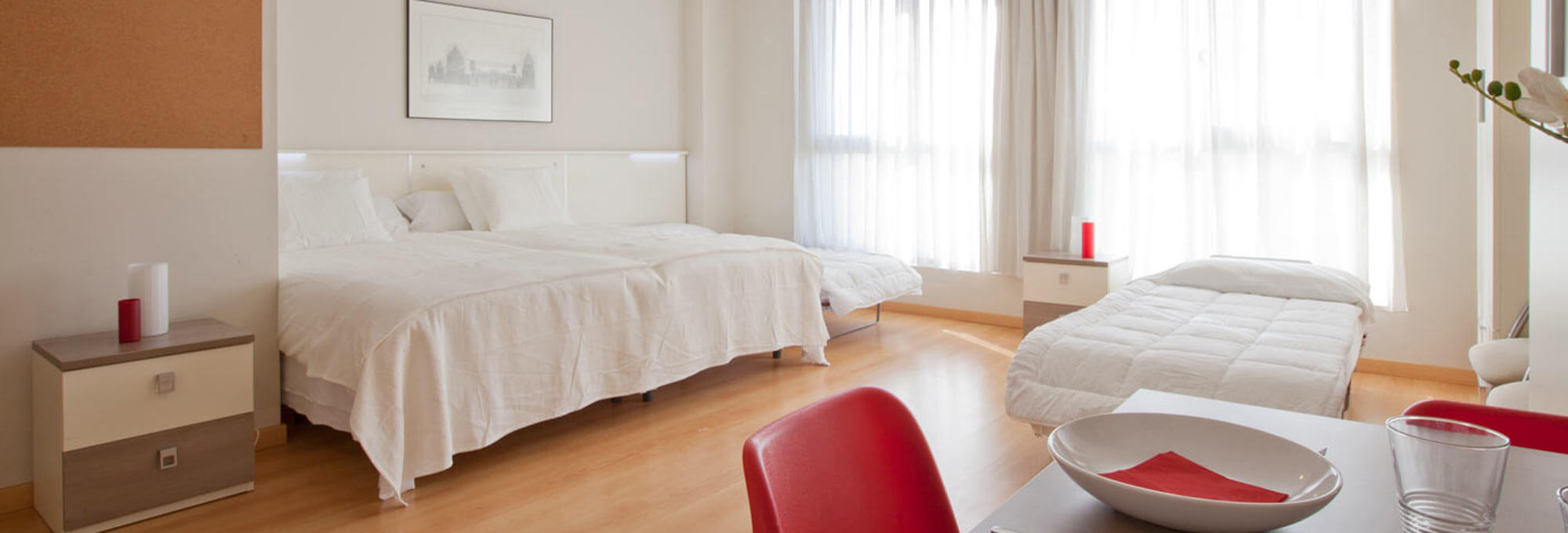 Roomspace Madrid